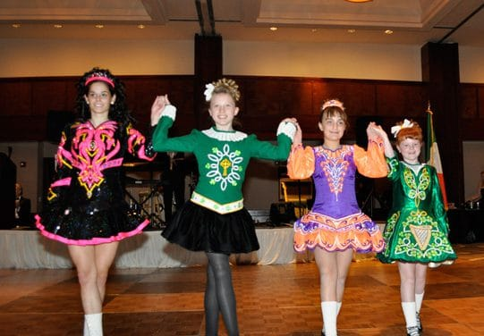 The Irish Memorial Gala Celebrates 10 Years