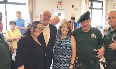 Out of Ireland: Senator Billy Lawless