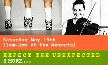 Expect the Unexpected…and MORE!