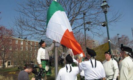 The Flag Raising Ceremony 2019