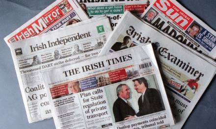 Out of Ireland: Irish Media Tour visits Memorial