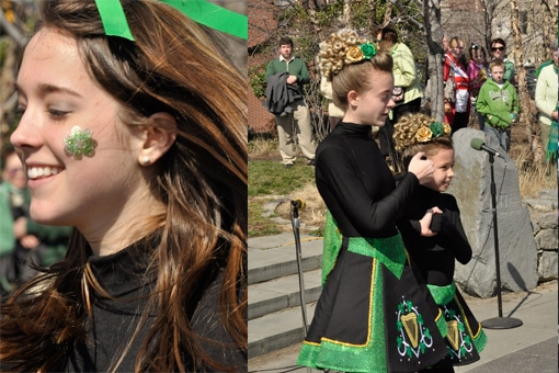 Annual Saint Patrick's Day Commemoration