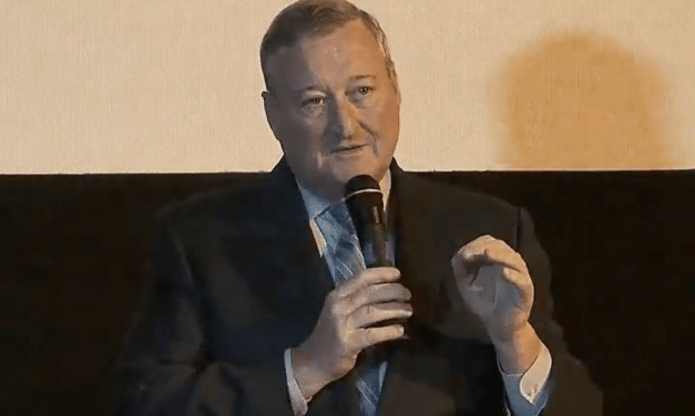 Mayor Jim Kenney at International Great Hunger Commemoration
