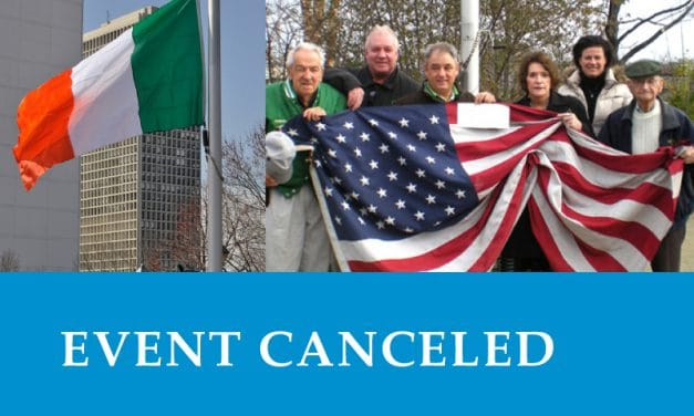 Flag Raising & Annual Mass Event Canceled