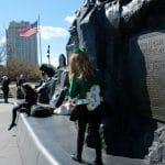 St. Patrick's Day 2019 at The Irish Memorial