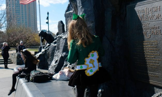 St. Patrick's Day 2019 at The Irish Memorial